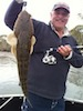 Moreton Bay Charters Flathead on soft plastics
