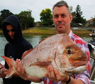 Snapper trips year round with weekday specials