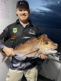 Catch Snapper with Arrow's Charters